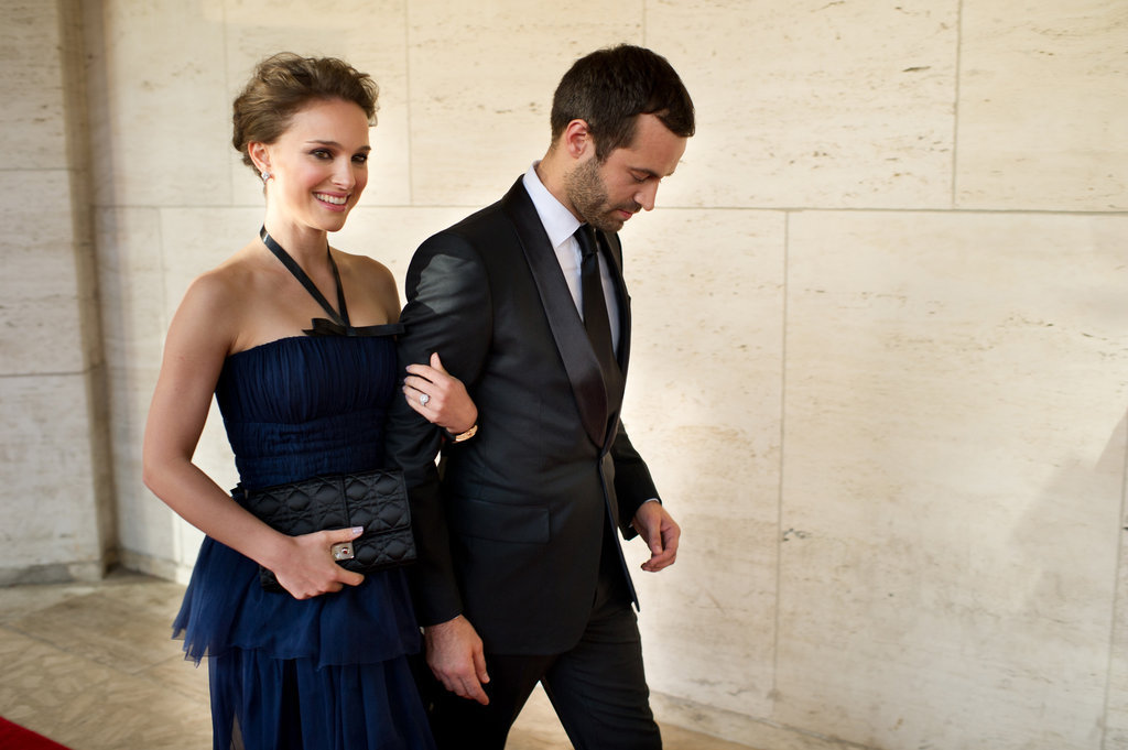 arriving at the New York City Ballet's Spring Gala (May 10th 2012)
