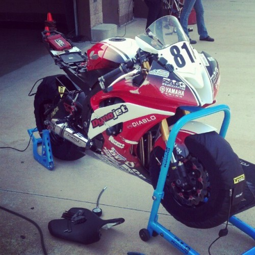 #yamahar6 #r6 #race #sport #bike #AAA #Speedway (Taken with instagram)