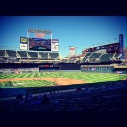 A night out with my gal, @allieemaee :) #minnesota #twins #parking #minneapolis #date #couple #instagraphy #instaography #hipster #iphoneography #instagood #instamood #follow #instatigram #picoftheday #popular #picture #webstagram #photooftheday #love #goodvibes #photo #picture #camera #rad #teamfollowback #followforfollow (Taken with instagram)