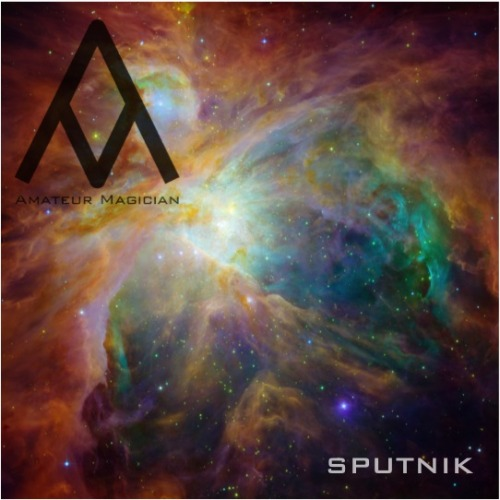 SPUTNIK Artwork for my first original album