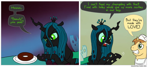(via And that's how Equestria was made)