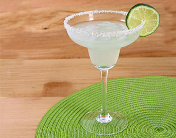 Classic Margarita (via The Classic Margarita Photo at Epicurious.com)