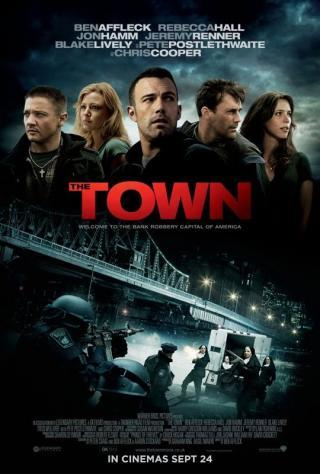 "I am watching The Town                   ""Renner! Let me love you!""                                Check-in to               The Town on GetGlue.com"
