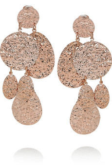 What would Arianne wear?Oscar de la Renta earrings