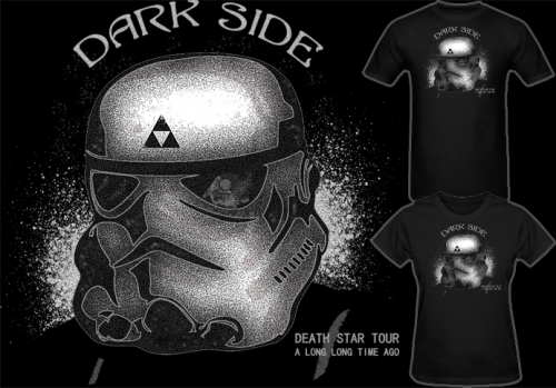 NEW Star Wars Black Sabbath Mash Up T Shirt! This shirt was inspired by the Black Sabbath tour shirt that Robert Downey Jr. (AKA Tony Stark AKA Iron Man) wore in the new Avengers movie. http://i2.cdnds.net/11/30/550w_captain_america_avengers_stills_1.jpg Now it's given a Star Wars theme! Available in Mens and Womens sizes. Follow Much Needed Merch on Tumblr and or Facebook (10% off code)