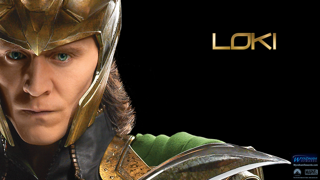 Am I the only one that thinks that Loki is kinda hott?