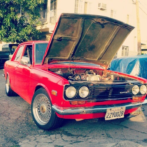 alifewithlouieaintsobad:  I love my Brother's 510! (Taken with instagram)