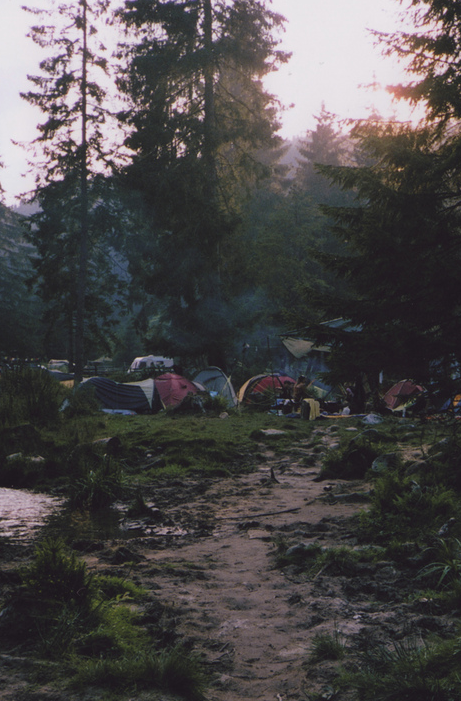 I just want a camping trip with friends. Please oh please.