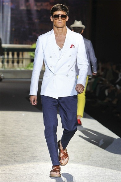 HOT! mensfashionworld:  Dsquared² S/S 2012