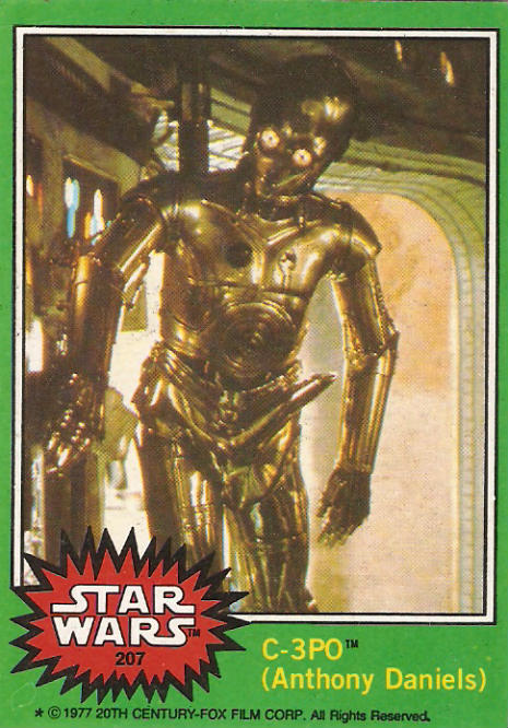 C-3PO with a boner. (via Dangerous Minds | 'Star Wars' collectible for sale on eBay: C-3PO with a hard-on)