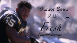 R.I.P. Junior Seau Social-Cultural-Economic