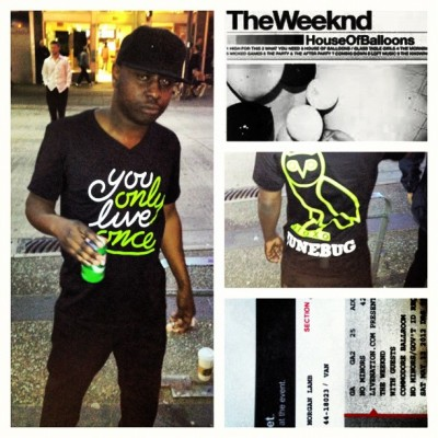 #theweeknd #vancity #vancouver #bugzy #concert #outfit #ovoxo  (Taken with Instagram at Commodore Ballroom)