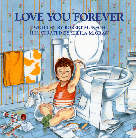 pinkgoofster27:  ahhhh this was my favorite book growing up <33 I still remember some of the words…* forever and always my darling you will be <3 *  my mom would like read me this book everynight