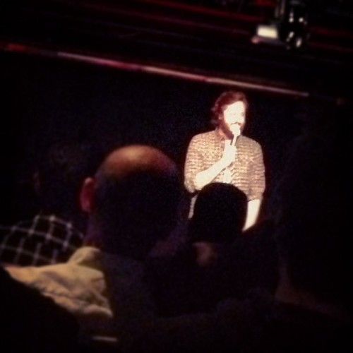 Finally catching @mattobrien live at #Comedy #Bar w/ @starlexis. #funnyshit #laughs #lol #lolz #beards  (Taken with Instagram at The Comedy Bar)