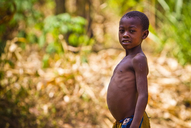 Ugandan Child by Jason Beaumont on Flickr.