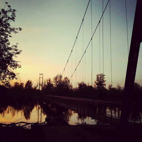 Unknown Bridge (Taken with instagram)