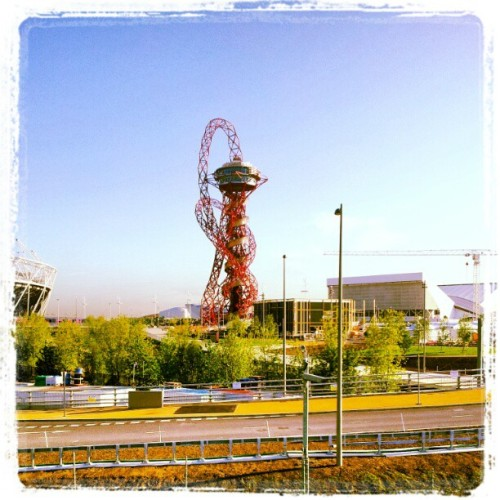 AccelorMittal Orbit (Taken with instagram)