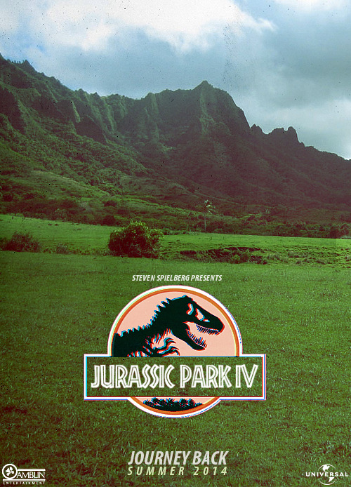JURASSIC PARK IV // Journey Back 2014