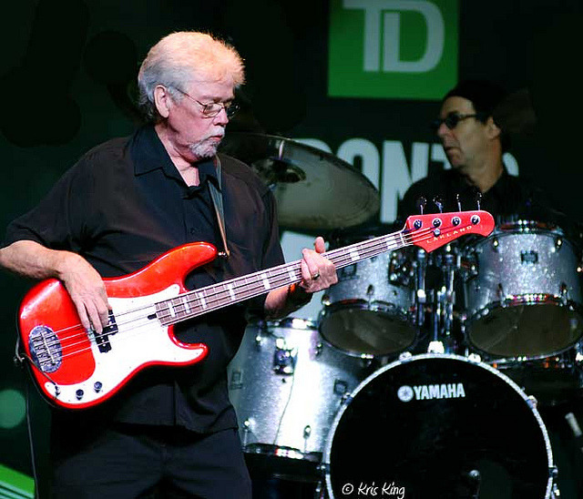 "laughingsquid:  Donald ""Duck"" Dunn (1941-2012), Legendary Bass Guitarist"
