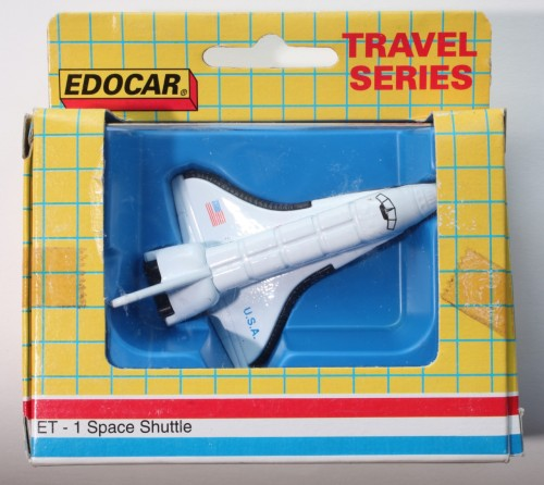 Edocar Travel Series ET- 1 Space Shuttle (via Joost J. Bakker IJmuiden)