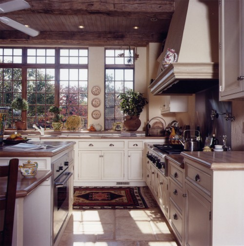 georgianadesign:  Greenspring Valley kitchen. HBF plus Architects.