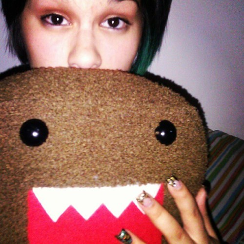 Just me and #domo vs the world (Taken with instagram)