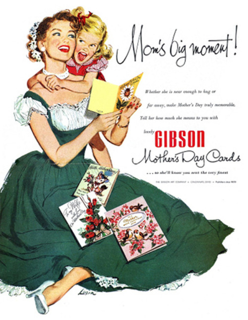 Gibson Mother's Day cards