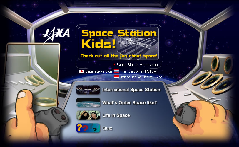 "Space Station Kids #elemchat #spedchat #scichat #space Learn about outer space, the international space station, what life is like in outer space.  They also include a short quiz based on what you have learned from the site. Screenshot below on what you will find under the tab ""Life in Space"" Many questions that kids really have are answered.  Included in  Sensational Science Sites You may also like… Living in Space: Designing a Space Station Build Your Own Space Mission 100 Amazing Online Tools to Learn about Outer Space The Museum of Unnatural History Pluto Rap"