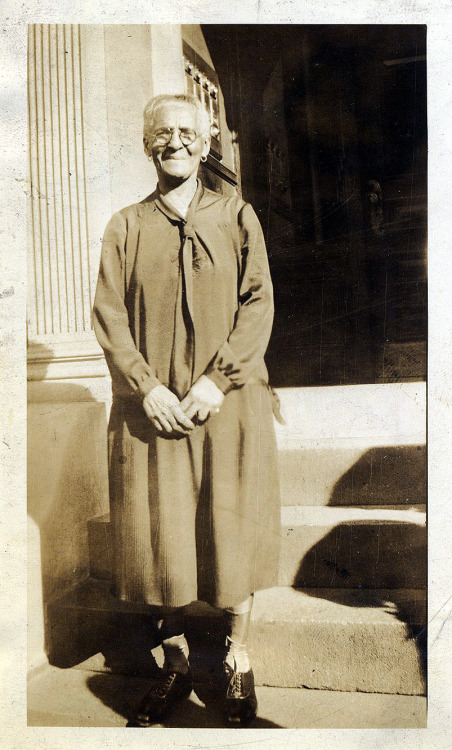 Grandma, Mama's Mother [Roberts Family Album] ©WaheedPhotoArchive, 2012
