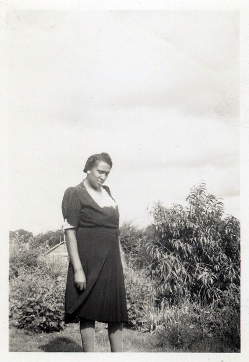Clara Howard Denison, TX, 1940 [Howard Family Album] ©WaheedPhotoArchive, 2012
