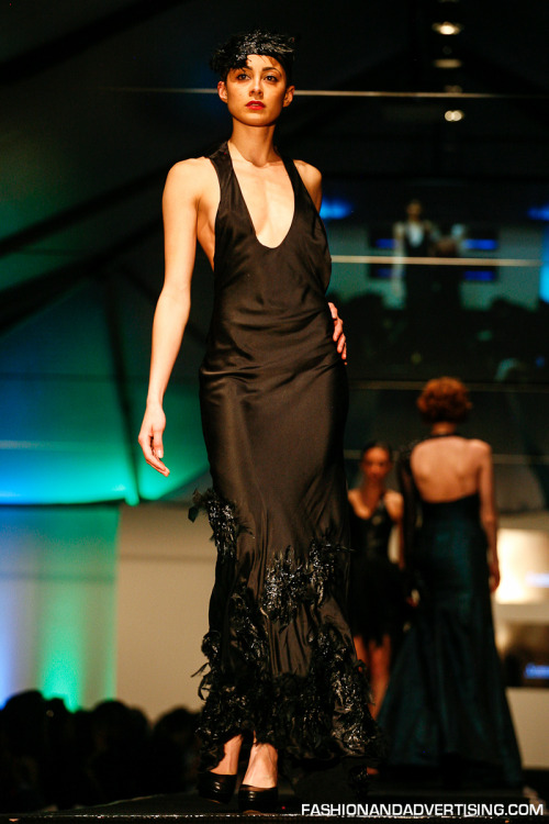 Breaking Away Fashion Show Moore College 2012 Model: Jordana Jagdeo Agency: Wilhelmina Philadelphia