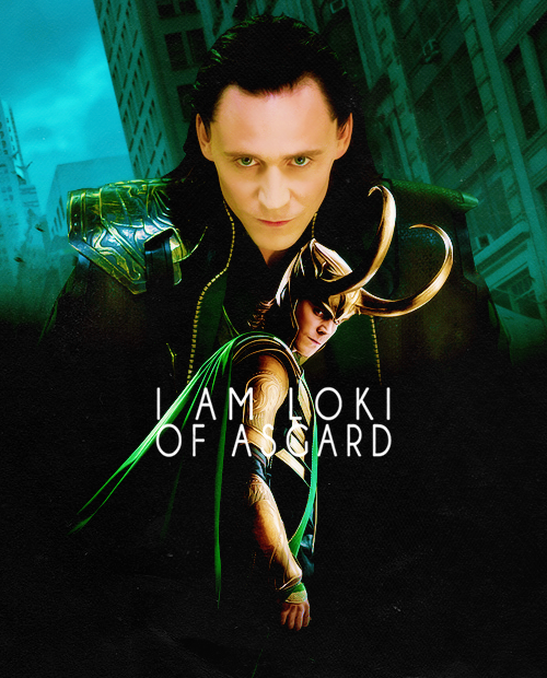 … and I am burdened with glorious purpose.