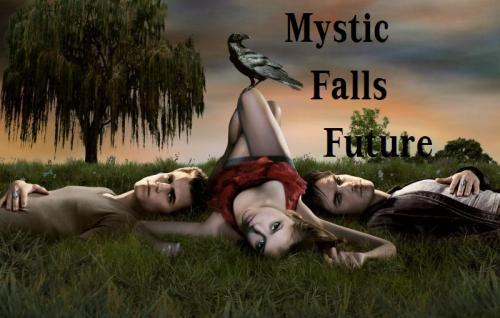Mystic Falls hasn't changed much in the two hundred years that followed. A few new buildings and fancier cars and that was about it. The founding families still remained, the Mystic Grill was still standing though a lot newer. There were a few more things to do. But overall it remained constant. That was what brought back the old supernatural residents. After a year of Niklaus being dessicated he was brought back by Rebekah and they teamed up (out of desperation) to take down Alaric well dessicate him anyway. The Original fled not long after that. Klaus swearing he would be back for Elena in a few years. But Rebekah didn't want that, she had her brother back and wasn't going to the 'doppleganger wench' destroy her family anymore. When Klaus was asleep she went back to Mystic Falls and killed Elena. Not knowing that she had vampire blood in her system from a previous wound. Rebekah fled, not knowing what had happened. The town gave Elena a proper funeral, only a few knew that her body wasn't in the casket. That being Stefan, Damon, Caroline, Bonnie and Jeremy. They kept it amongst themselves. Tyler by that point to live with other werewolves. He couldn't live with himself knowing that on a full moon he could be the reason that Caroline ended up dead. Several years after that Bonnie and Jeremy got married and by the time they had hit their thirties, they had two little boys under the age of five. Grayson and John Gilbert. The two of them were trouble. Matt remained friends with them and eventually met someone, starting his own family. He had a daughter, Lilly and a son named after him. That would eventually grow up to marry Grayson. Elena ended travelling the world with Caroline, parting ways with the Salvatore brothers in 2018. They were friends, but she couldn't choose and come between them. Her and Caroline found a few men, but never anyone serious. But the two of them remained constant best friends. Damon and Stefan managed to repair their relationship and become close again. Katherine came back about two years before this starts out, she met a descendant of Bonnie and Jeremy who offered to make her human again if she would stay in Mystic Falls and not cause trouble for the townsfolk anymore. She would naturally from 19 (the age she was turned) and live out a normal life. She studys from college courses from home and works at the grill. Of course she still couldn't settle down. Old habits die hard. She ends up being good friends with the witch. Now two hundred years in the future and Mystic Falls old inhabitants are coming back, whether it's out of curiosity or boredom (or some hidden agenda) who knows? _ AUDITIONS OPEN NOW! CHECK THE CHARACTERS SO FAR AND IF ONE YOU WANT ISN'T THERE THEN IT SHOULDN'T BE TOO LONG FOR THEM ALL TO BE UP!  Elena is taken :)