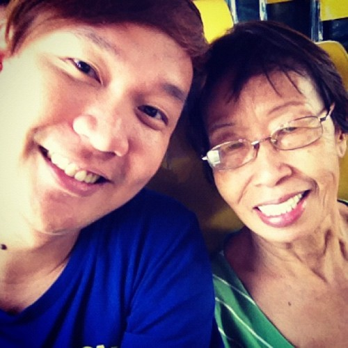 Happy Mother's Day Lota!!! #Nanay (Taken with instagram)