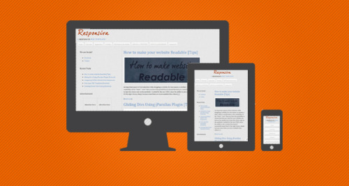 Lets create Responsive Web Page [Tutorial]dzyngiri.com May 8, 2012 by Dzyn­giri No Com­ments Post­ed under: Free­bies, HTML/CSS, Tem­plates, Tips and Tricks, Tuto­ri­alsIn our last post How to crate respon­sive web design? we have given some basic idea and demo of respon­sive web design. Now, Lets…