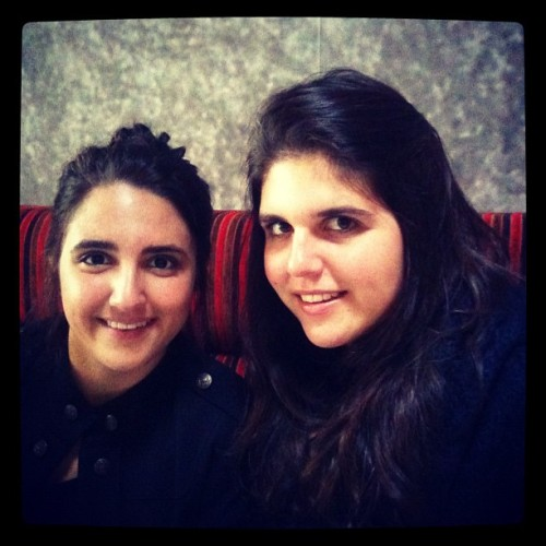 Me and the sister on Mothers Day :) (Taken with Instagram at The Grill Room)