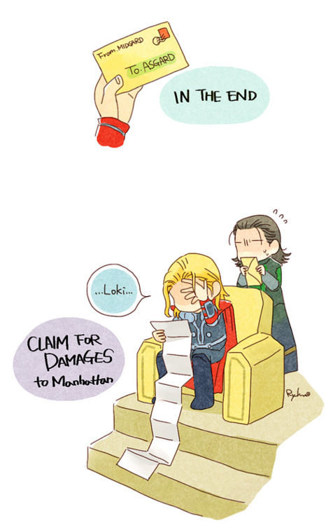 pondermoofin:  Lokiiiii, look what you've done. (X'D)  This made my day Because I saw the movie last night And holy. Fuck. I. This movie. THIS FUCKING MOVIE