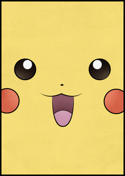 Finally.. Pikachu's Face!