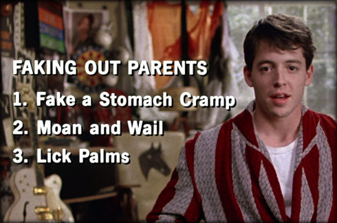 eye-contact:  Pokoto Pokoto: Ferris Bueller's Day Off  Definitely one of my favorite films.