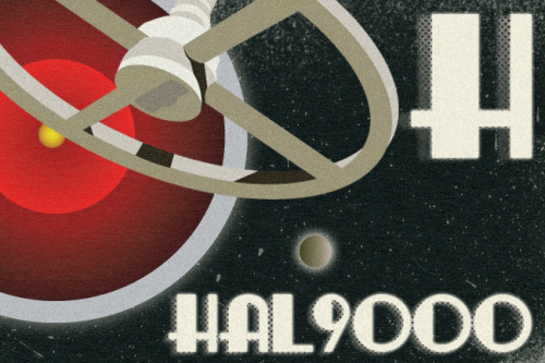 H is for HAL9000