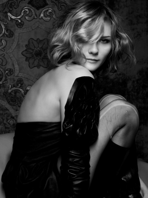 Kirsten Dunst by James White