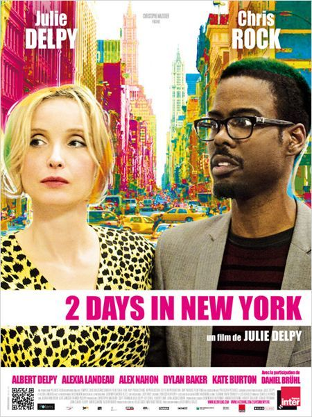 2 Days in New York - Out in cinemas on the 18th of May