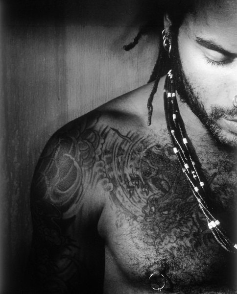 Lenny Kravitz, I belong to You.