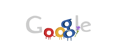 Happy Mother's Day! (via Google)