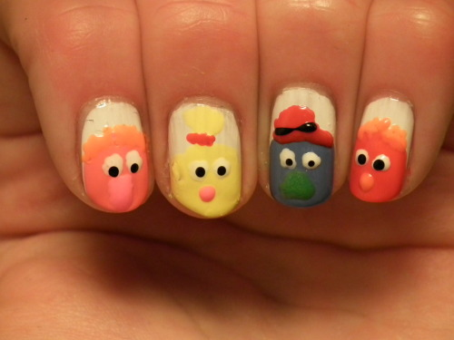 sesame street! (norwegian version) ;)