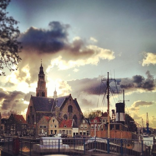 Maassluis  (Taken with instagram)