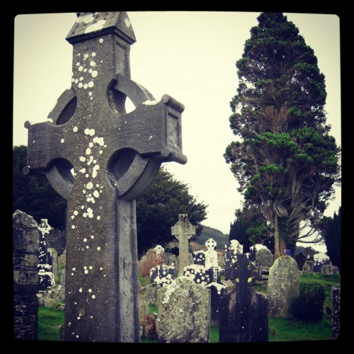 Instagram-ing the world, one city at a time: A monastery near Kilkenny, Ireland.