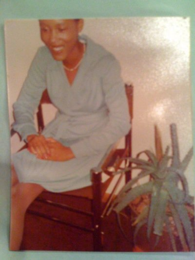 My beautiful mom, Gwen (circa 1970s)…and the namesake and inspiration of this blog.  Happy Mother's Day!