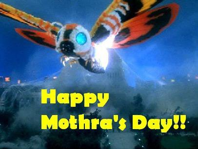 Happy Mother's Day to all the moms out there, especially the ones with furry, four-legged kids.