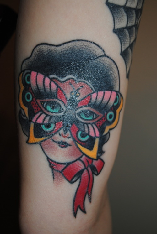 Done at Thicker Than Water Tattoo in New York City, By the amazing Ashley Love. Click the picture for her tumblr :)